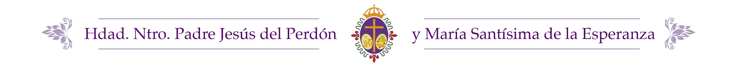 Hermandad de Nuestro Padre Jesus del Perdón y María Santísima de la Esperanza